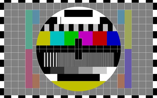 Fernseh- und Videosignal-Übersicht