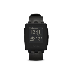 Pebble 401SLR Steel Smart Watch