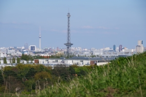 Berliner Funkturm & Messe