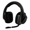 Logitech G533 Wireless Gaming-Headset, 7.1 Surround Sound, DTS Headphone:X 3D, 40mm Pro-G Treiber, 2.4 GHz Verbindung via USB-Empfänger, Noise-Cancelling Mikrofon, 15-Stunden Akkulaufzeit, PC/Mac - 1