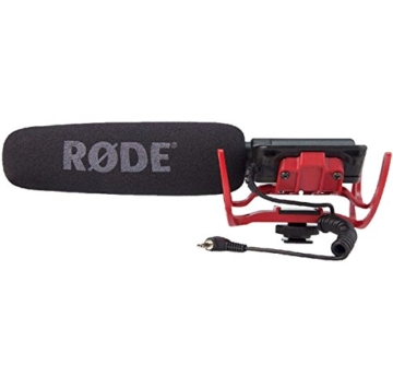 Rode Videomic Rycote Richtmikrofon + keepdrum WS-WH Fell-Windschutz - 3