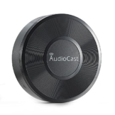 iEAST M5 Audiocast WLAN Music Adapter mit Streaming Dienste/Internet-Radio schwarz - 1