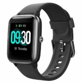 Willful Smartwatch,1.3 Zoll Touch-Farbdisplay Fitness Armbanduhr mit Pulsuhr Fitness Tracker IP68 Wasserdicht Sportuhr Smart Watch mit Schrittzähler,Schlafmonitor,Stoppuhr für Damen Herren - 1